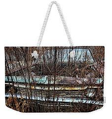 Chevy In The Bush Weekender Tote Bag