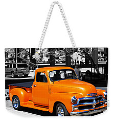 Chevy Pick Up  Weekender Tote Bag