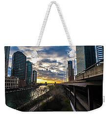 Chi Sunrise 2 Weekender Tote Bag
