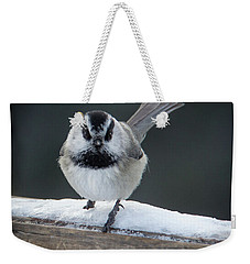 Chic At Big Springs Wildlife Art By Kaylyn Franks Weekender Tote Bag