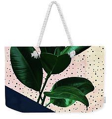 Chic Jungle Weekender Tote Bag