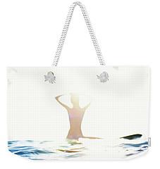 Chica Agua Weekender Tote Bag
