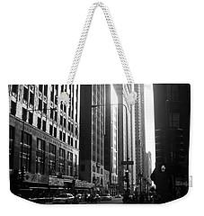 Chicago 2 Weekender Tote Bag