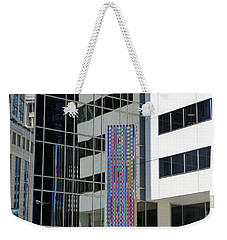Chicago 2016 2 Weekender Tote Bag by Tina M Wenger