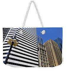 Chicago 2016 4 Weekender Tote Bag by Tina M Wenger