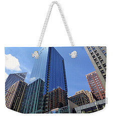 Chicago 2016 5 Weekender Tote Bag by Tina M Wenger