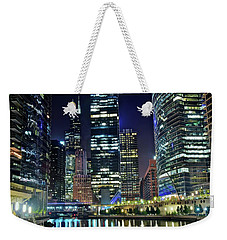 Chicago Towers 2017  Weekender Tote Bag