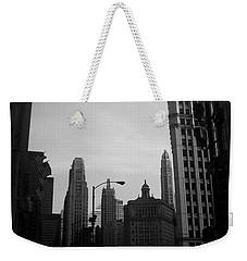 Chicago 4 Weekender Tote Bag