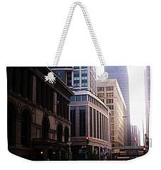 Chicago 6 Weekender Tote Bag