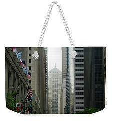 Chicago Architecture - 17 Weekender Tote Bag