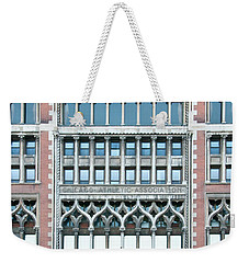Chicago Athletic Association Weekender Tote Bag