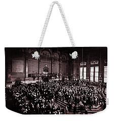 Chicago Board Of Trade 1900 Weekender Tote Bag