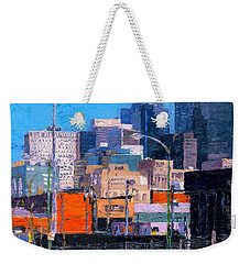 Chicago Highrise Buildings Weekender Tote Bag