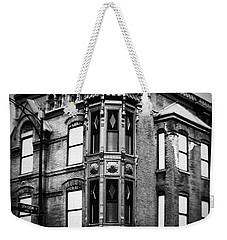 Chicago Historic Corner Weekender Tote Bag