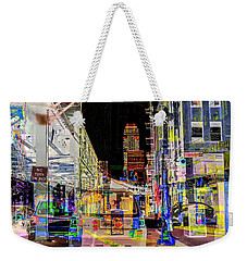 Chicago Loop Weekender Tote Bag