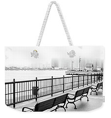 Chicago Navy Pier Weekender Tote Bag by Dawn Romine