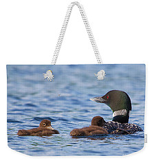 Chick With The Look Weekender Tote Bag