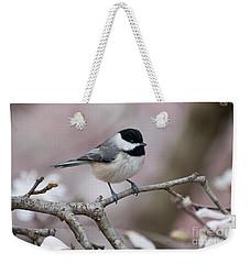 Chickadee - D010026 Weekender Tote Bag