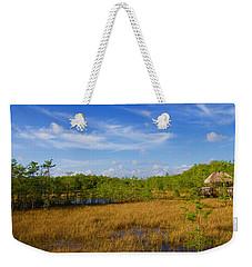 Chickee Hut Weekender Tote Bag