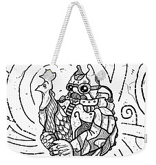 Chicken Master Weekender Tote Bag