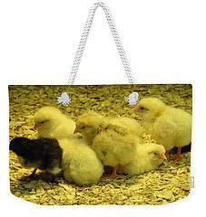 Chicks Weekender Tote Bag