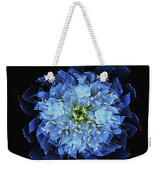 Chicory Abstract Weekender Tote Bag