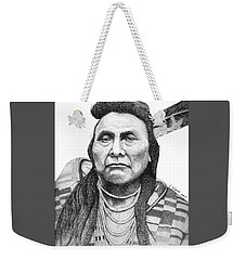 Chief Joseph Weekender Tote Bag