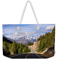 Chief Joseph Scenic Highway Weekender Tote Bag