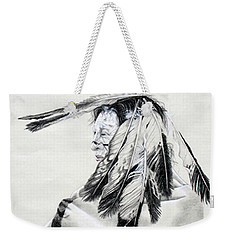 Chief Weekender Tote Bag by Mayhem Mediums