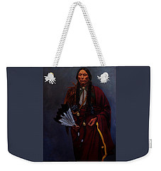 Chief Quanah Parker Weekender Tote Bag