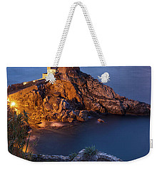 Weekender Tote Bag featuring the photograph Chiesa San Pietro by Brian Jannsen