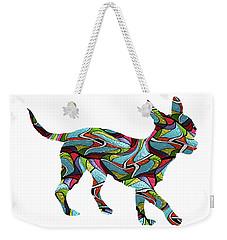 Chihuahua Spirit Glass Weekender Tote Bag