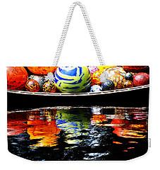 Chihuly 10 Detail Weekender Tote Bag
