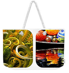 Chihuly Two - New York Botanical Gardens Weekender Tote Bag