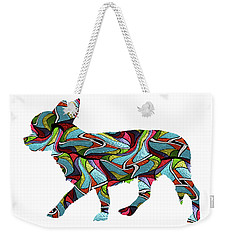 Chihuahua 2 Spirit Glass Weekender Tote Bag