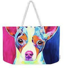 Chihuahua - Brady Weekender Tote Bag