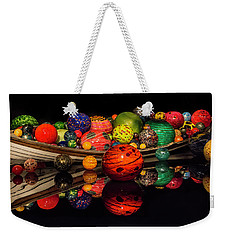 Chihuly Reflection Weekender Tote Bag