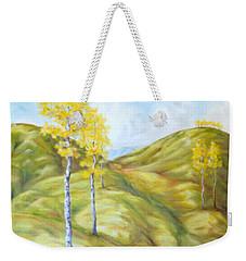 Chilcotin View Weekender Tote Bag