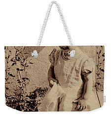 Child Of  The 1940s Weekender Tote Bag