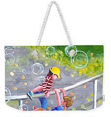 Childhood #1 Weekender Tote Bag