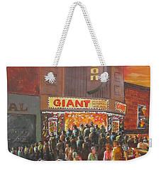 Childhood Memories Weekender Tote Bag