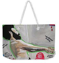Childish American Weekender Tote Bag