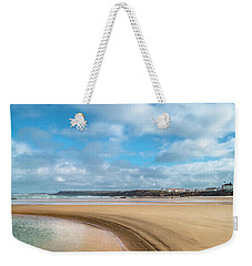 Children Playing Weekender Tote Bag by Edgar Laureano