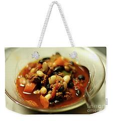 Chili Weekender Tote Bag