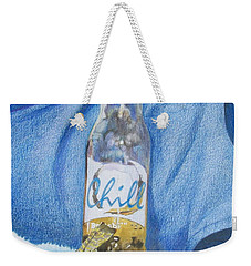 Chill Weekender Tote Bag by Constance DRESCHER