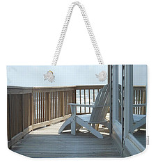 Chill Time Weekender Tote Bag
