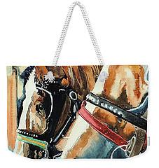 Just Chillin' Weekender Tote Bag
