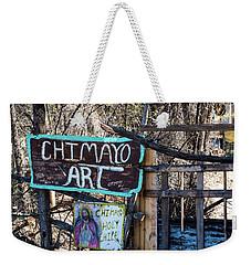 Chimayo Art Weekender Tote Bag