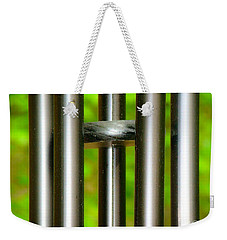 Chiming In Weekender Tote Bag by Rand Herron