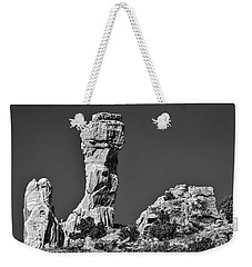 Chimney Rock - New Mexico #2 Weekender Tote Bag